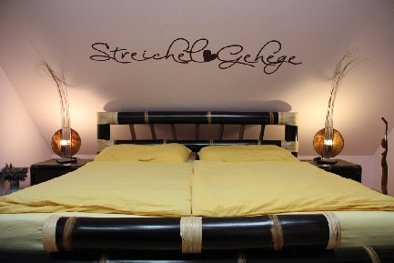 schlafzimmer wandtattoo kundengalerie magazin. Black Bedroom Furniture Sets. Home Design Ideas